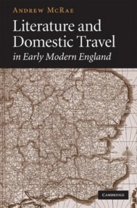 literature and domestic travel in early modern england (cover)